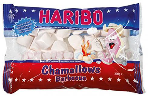 Haribo Chamallows Barbecue