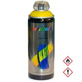 Dupli Color Platinum RAL 1023 Verkehrsgelb Seidenmatt Spraydose 400ml