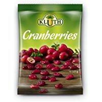 Kluth Cranberries 125g, 6er Pack (6 x 125 g)