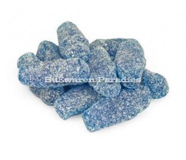Fruchtgummi saure blaue Babys ohne Gelatine Laktosefrei 1000g