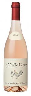 La Vieille Ferme Rose Rosewein aus Frankreich 750ml 6er Pack