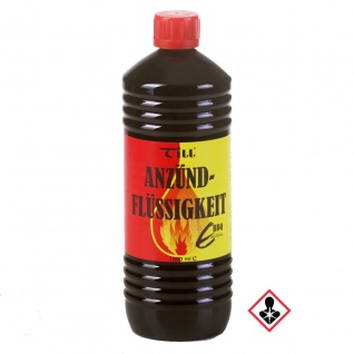 Till Grill Anzündflüssigkeit Liquid Flüssiger Grillanzünder 1000ml