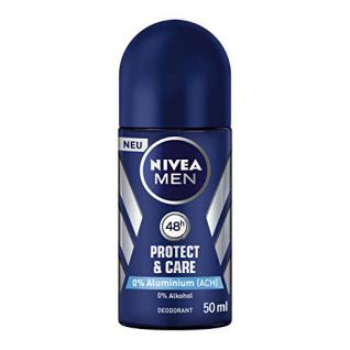 Nivea Men Deo Roll-on Protect Care Male, 6er Pack (6 x 50 ml)