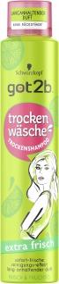 Schwarzkopf Got2b Trockenwäsche extra frisch Trockenshampoo 200ml