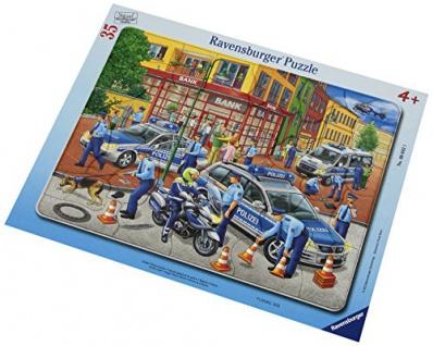 Ravensburger 06642 - Großer Polizeieinsatz
