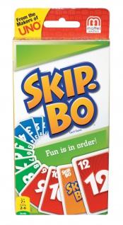 Mattel Skip-Bo