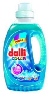 Dalli Color Flüssigwaschmittel, 18WL, 1, 35l