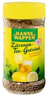 Hansewappen Zitronen Tee Getränkepulver mit Vitamin C 6er Pack