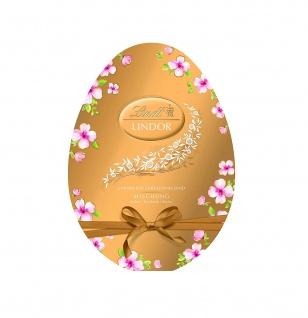 Lindt Oster Blüten Osterei Mix mit einzelnen Schokoladeneiern 150g