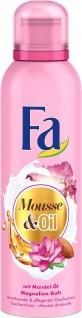 FA Duschschaum Mousse und Oil Mandelöl Magnolienduft 200ml 6er Pack