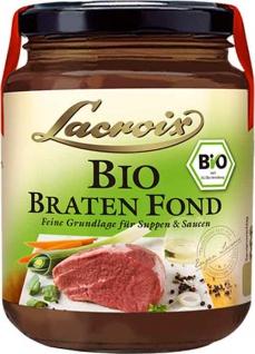 Lacroix Bio Braten Fond Feine Grundlage für Suppen Saucen 300ml
