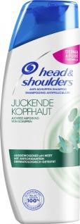 head and shoulders Anti Schuppen Schampoo juckende Kopfhaut 300ml