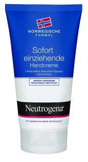 Neutrogena Sofort einziehende Handcreme 75ml