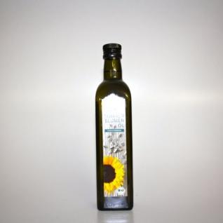 biozentrale Sonnenblumenöl, 500 g
