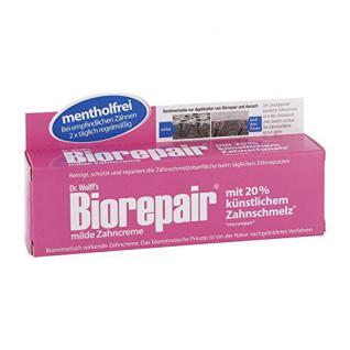 BioRepair milde mentholfreie Zahncreme 75ml 3er Pack (3x 75ml)