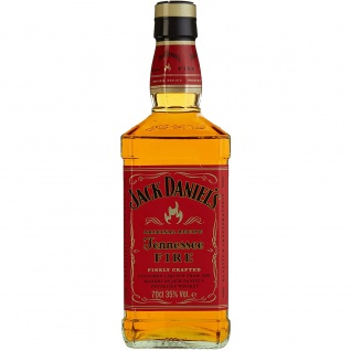 Jack Daniels Tennessee Original Recipe Fire Whiskey Likör 700ml