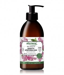 alkmene Sensitiv Körperbalsam Malve Pflege für empfindliche Haut 250ml