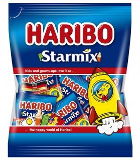 Haribo Starmix die bunte Entdeckungsreise aus Fruchtgummi 250g