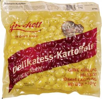 Deli-Rosmarin Kartoffeln 3kg Beutel