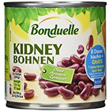 Bonduelle Kidney Bohnen 425ml