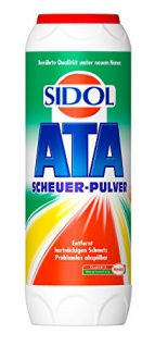 Sidol Ata Sidol Ata Scheuer-Pulver, 3er Pack (3 x 500 g)