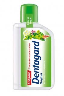 Dentagard Mundwasser 4er Pack 300ml