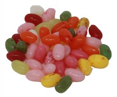 Jelly Beans Mix fruchtig frische Sorten Geleebohnen Mischung 175g