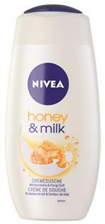 Nivea Cremedusche Honey & Milk 250ml