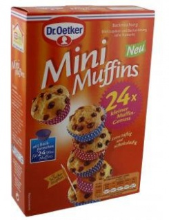 Dr. Oetker - Mini Muffins Backmischung - 270g