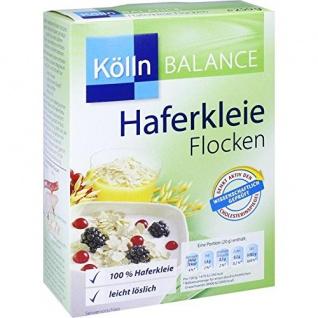 Köllnflocken Haferkleie Flocken Balance für Cholesterinbewusste 250g