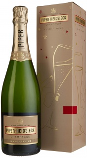 Piper Heidsieck Champagner Cuvée Sublime 12 Prozent 750 ml Flasche 1