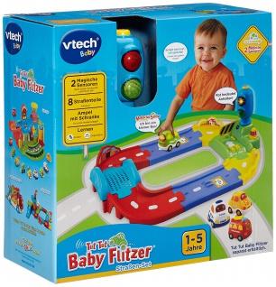 Tut Tut Baby Flitzer - Straen-Set