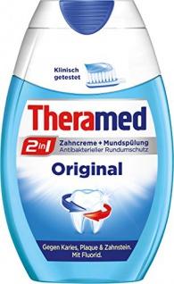Theramed 2in1 Original, 3er Pack (3 x 75 ml)