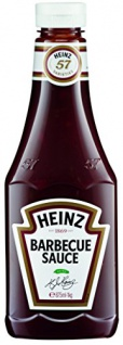 Heinz Barbecue Sauce, Squeezeflasche, 2er Pack (2 x 875 ml)