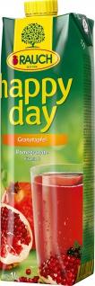 Rauch Happy Day Granatapfel Fruchtsaftnektar 1000ml 6er Pack