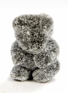 Lakritz Anis Bären mit Süßholz Geschmack und Zucker Überzug 300g