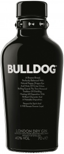 Bulldog London Dry Gin 2er Pack 1400ml