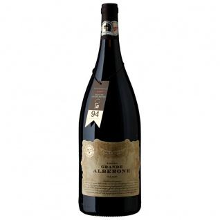 Grande Alberone Vino Rosso Geschenkpackung Rotwein halbtrocken 1500ml