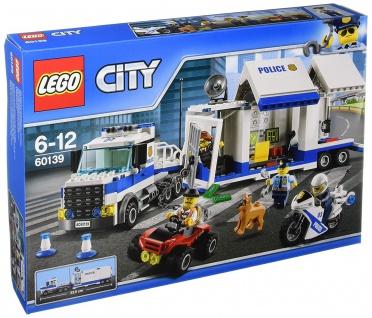 Lego Mobile Einsatzzentrale