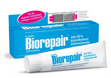 BioRepair Zahncreme 75ml 10er Pack