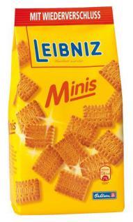 Leibniz Bahlsen Butterkeks Minis