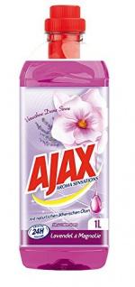 Ajax Allzweckreiniger Lavendel Magnolie mit natürlichen Ölen 1000ml