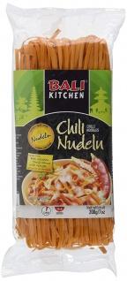 Bali Kitchen Chili Nudeln aus Weizenmehl aus Indonesien 200g