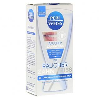 Perlweiss Raucher Zahnweiss, 50 ml