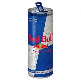 Red Bull Energy Drink koffeinhaltiges Erfrischungsgetränk 250ml