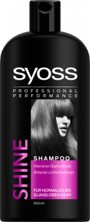 SYOSS Shampoo Shine 500 ml