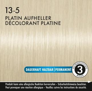 SYOSS AUFHELLER 13-5 Platin Aufheller Stufe 3