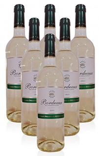 Baron Philippe de Rothschild Bordeaux AOC Blanc Semillon trocken 750ml 6erPack