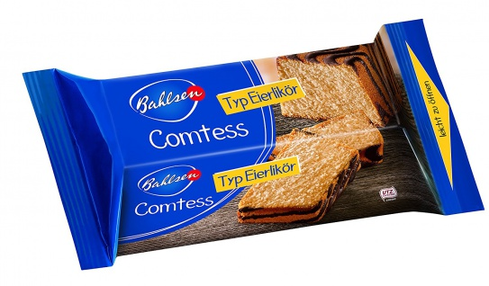 Bahlsen Comtess Eierlikör Kuchen