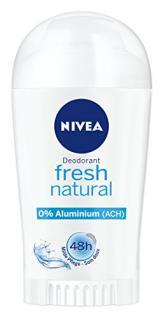 Nivea Deo Stick Fresh Natural, 1er Pack (1 x 40 ml)
